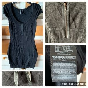 Short and sexy Black dress by Guess
